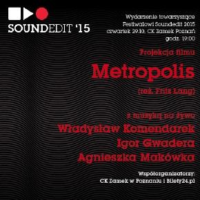 Soundedit 2015: Metropolis.