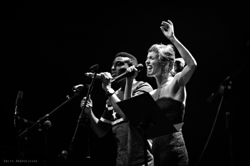 Andy Ninvalle, Camille Bertault. Foto: Anita Andrzejczak