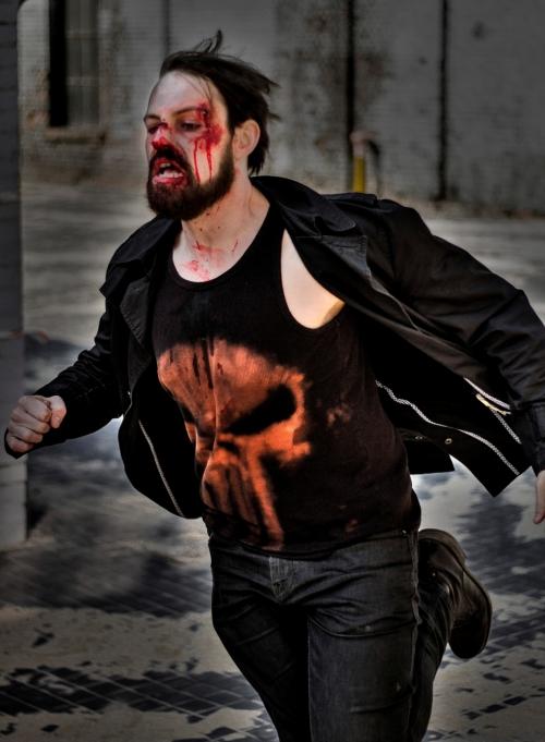 Making Off Dangerous Man: Foto Ryszard Czop