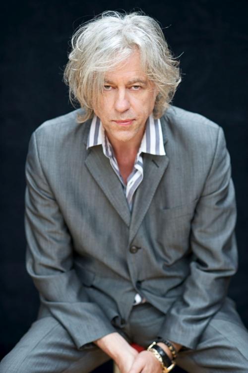 Bob Geldof. Foto: Scarlet Page.