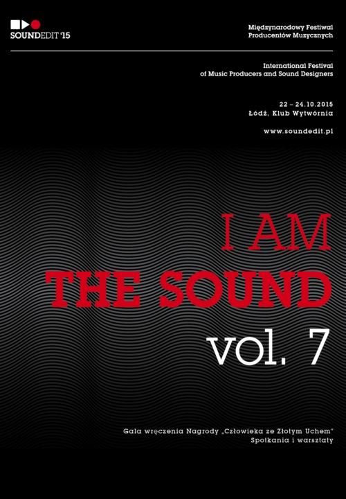 Soundedit 2015: Gala wręczenia nagrody Człowieka ze Złotym Uchem