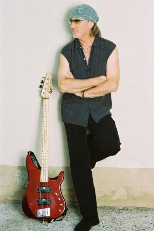 Roger Glover. Foto: mat. pras. MMP
