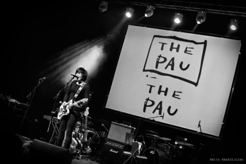 The Pau. Soundedit 2015. Foto: Anita Andrzejczak
