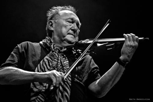 Michał Urbaniak. Foto: Anita Andrzejczak