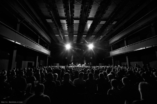 Wytwórnia podczas koncertu SBB. Foto: Anita Andrzejczak
