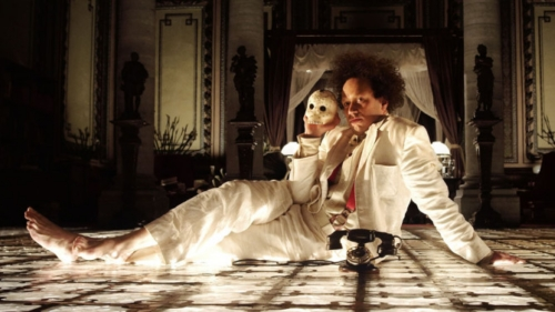 Eisenstein w Meksyku. 2015. Reż. Peter Greenaway.