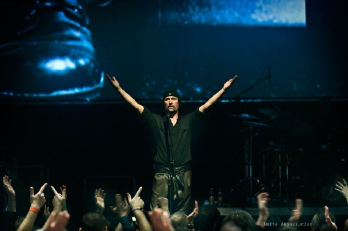 Laibach. Soundedit 2014. Foto: Anita Andrzejczak
