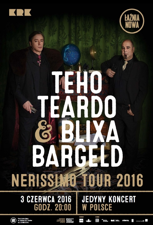 Teho Teardo & Blixa Bargeld: jedyny koncert w Polsce!