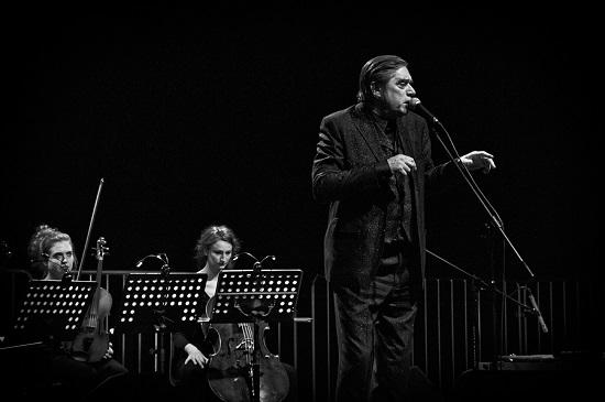 Teho Teardo & Blixa Bargeld. Foto: Jarosław Ciastowski