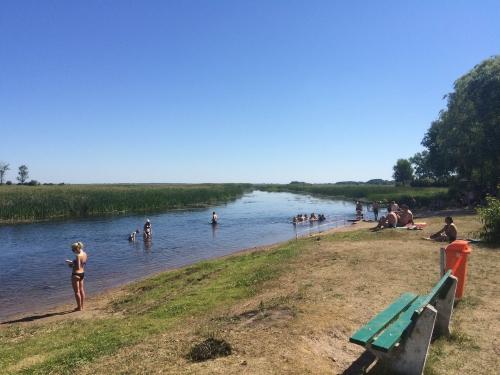 Plaża festiwalowa
