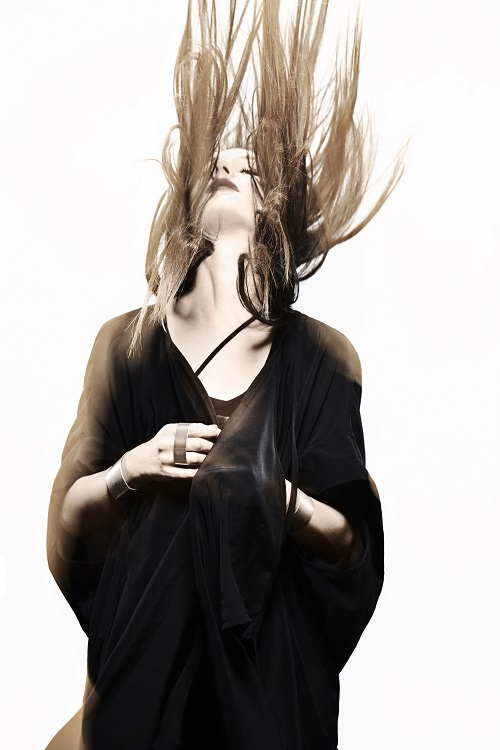 Zola Jesus. Foto: Julia Comita. Press photo.