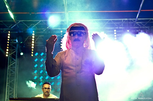 Omar Souleyman. Zdjęcie: Fotografie Anita Andrzejczak