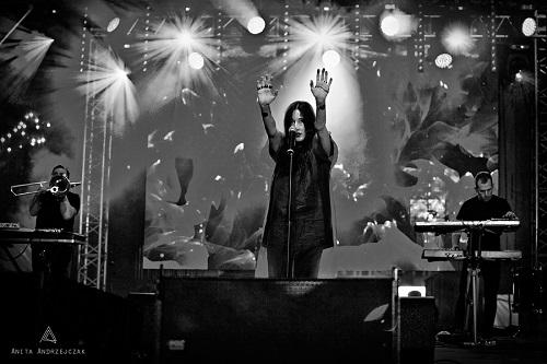 Zola Jesus. Zdjęcie: Fotografie Anita Andrzejczak